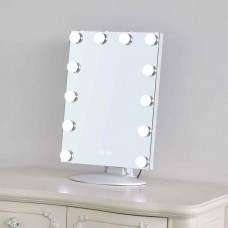 Santa Monica Hollywood LED Make Up Mirror