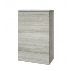Purity 505mm WC Unit - Grey Ash
