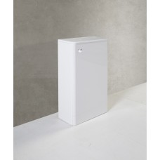 Options WC Unit with Concealed Cistern - In Multiple Colours