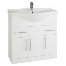 Impakt Cabinet With Basin - 850mm/1050mm/1200mm