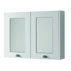 Astley Mirror Cabinet White - 800mm
