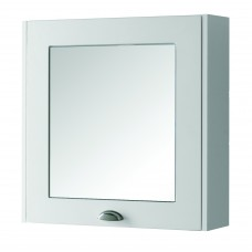 Astley Mirror Cabinet White - 600mm