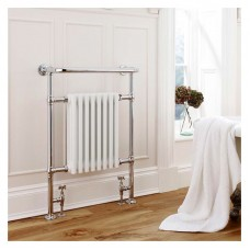 Crown Designer Heated Towel Rail - 500 x 945