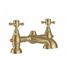 Harrogate Bath Filler Aged Brass