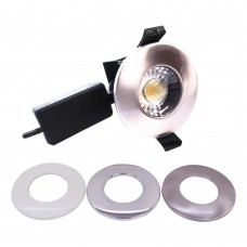 Switchable & Dimmable LED COB Downlight