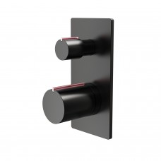 Velar Concealed 2-Way Shower Valve