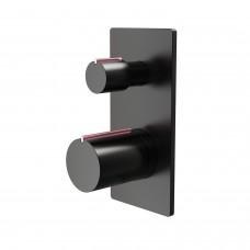 Velar Concealed 2-Way Shower Valve