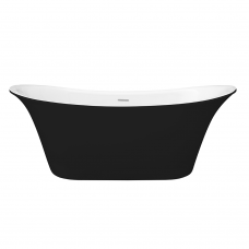 Bow Luxury Freestanding Bath Graphite