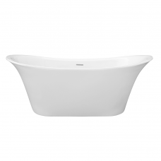 Bow Luxury Freestanding Bath White