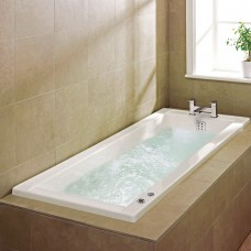 Atlanta 1700 x 700mm 6 Jet Whirlpool Bath