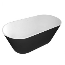Graphite Stone Bath 1700 x 800 With FREE Solid Surface Cleaning Kit