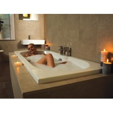 Luna 1700 x 750mm 10 Jet Whirlpool Bath