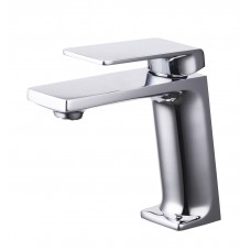 Move Basin Mixer with Sprung Waste