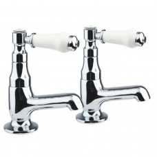 Holborn Chrome Basin Taps