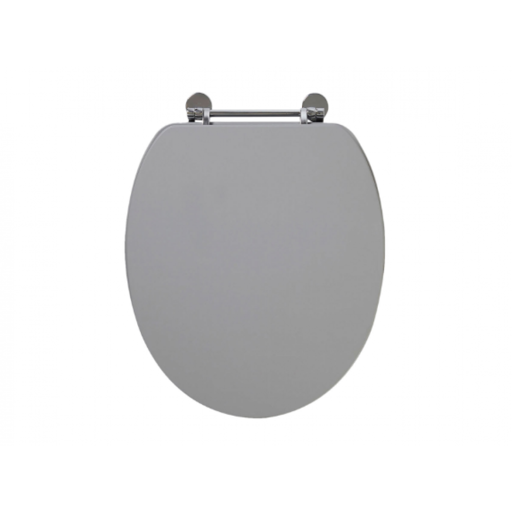Swell Holborn Wooden Soft Close Toilet Seat Dust Grey Pdpeps Interior Chair Design Pdpepsorg