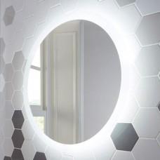 Lunar LED Bathroom Mirror - 600m