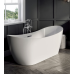 The Ares - Freestanding Bath - Dovetail Grey